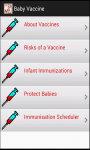 Baby Vaccine screenshot 3/3