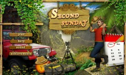 Free Hidden Object Game - Second Sunday screenshot 1/4