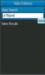 Video Extractor screenshot 1/1