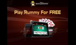 Ace2Three Rummy screenshot 1/6
