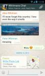 whatsapp  Instant messaging screenshot 4/6