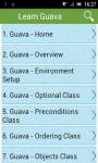 Learn Guava v2 screenshot 1/3