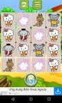 kids Cute Memory Game screenshot 2/5