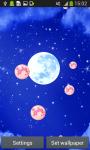 Moon Live Wallpapers screenshot 3/6