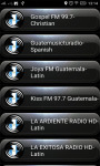 Radio FM Guatemala screenshot 1/2
