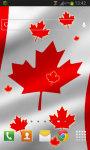 Canada Flag LWP screenshot 2/2