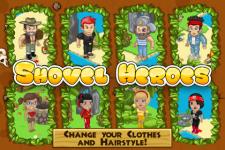 Shovel Heroes screenshot 1/5