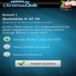 FreePlay Christmas Quiz Lite screenshot 2/2