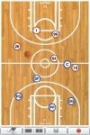 Basketball coach's clipboard screenshot 1/1