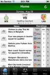 French Ligue 1 2010/11 with PUSH Alerts screenshot 1/1