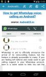 AndroidNews screenshot 4/6