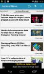 AndroidNews screenshot 5/6