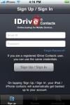 IDrive Contacts screenshot 1/1