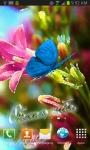 Beautiful Butterfly Magical Flower screenshot 1/3