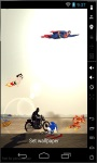 Cartoon Race Live Wallpaper screenshot 1/2