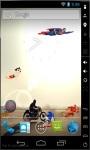 Cartoon Race Live Wallpaper screenshot 2/2