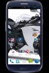 sports motorcycle wallpaper screenshot 6/6