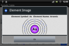 Periodic Table of Chemical Elements screenshot 2/6