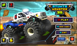 Stunts Monster 3D screenshot 1/6