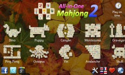 All-in-One Mahjong 2 FREE screenshot 1/4