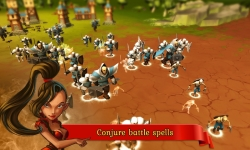 Attack and Defense Battle Towers screenshot 2/5