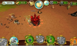 Attack and Defense Battle Towers screenshot 3/5