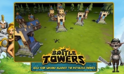 Attack and Defense Battle Towers screenshot 4/5