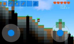 TerraDroid screenshot 1/1