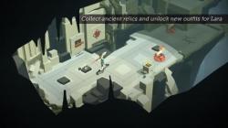 Lara Croft GO star screenshot 3/6