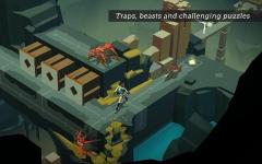 Lara Croft GO star screenshot 4/6