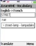 JLearnItME V1.01 screenshot 1/1