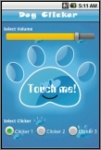 DogClicker Lite screenshot 1/1