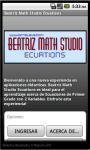 Beatriz Math Studio Ecuations screenshot 1/5