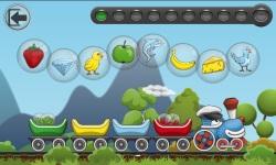Rainbow Train teach colors screenshot 2/6