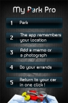 Find my car - myPark Pro screenshot 1/1