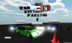 Car City Parking 3D screenshot 1/3