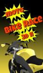 Moto Bike Race 3D - II screenshot 1/1
