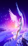Angels Live Wallpaper Free screenshot 3/4