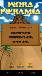 Word Pyramid Free screenshot 2/6