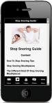 Stop Snoring 2 screenshot 4/4