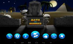 Math Vs Mummy screenshot 1/6