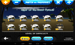 Math Vs Mummy screenshot 2/6