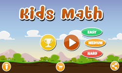 Educational games for kids : math for kids screenshot 2/6