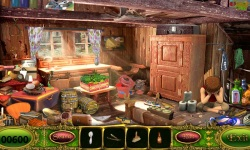 Free Hidden Object Game - The Genie in the Lamp screenshot 3/4