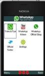 WhatsApp Video Guide screenshot 1/6