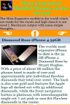 Most Expensive Mobile Phones in the World screenshot 3/3