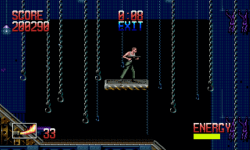 Alien 3 original screenshot 2/4