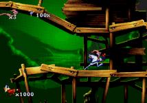 Earthworm Jim Part1 screenshot 6/6