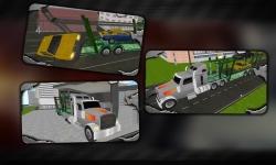 Modern Car Transport Trailer screenshot 4/4