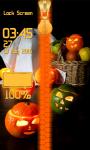 Halloween Zipper Lock Screen Best screenshot 5/6